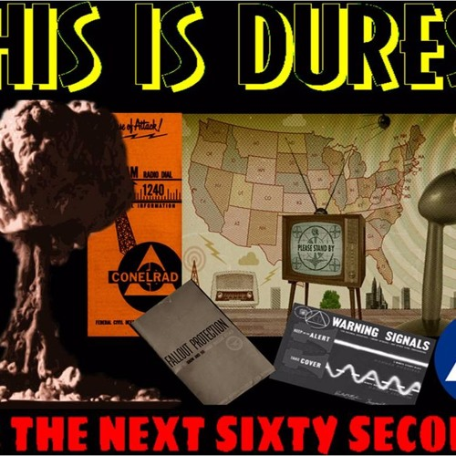 THIS IS DURESS: FOR THE NEXT SIXTY SECONDS' - September 22