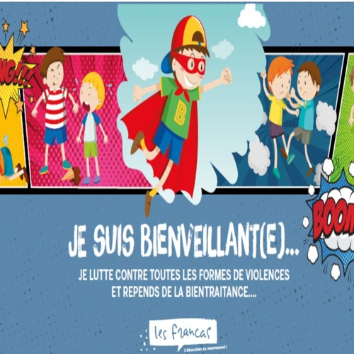 Reportage Sur La Non Violence et la Bienveillance Francas du Gard
