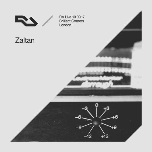RA Live - 10.09.17 Zaltan at Brilliant Corners