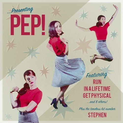 ...Presenting PEP!