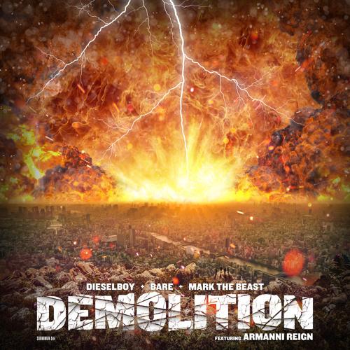 Dieselboy + Bare + Mark The Beast - Demolition feat Armanni [SUBHUMAN 044]