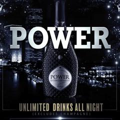 Power NYE 2017 Promo Mix