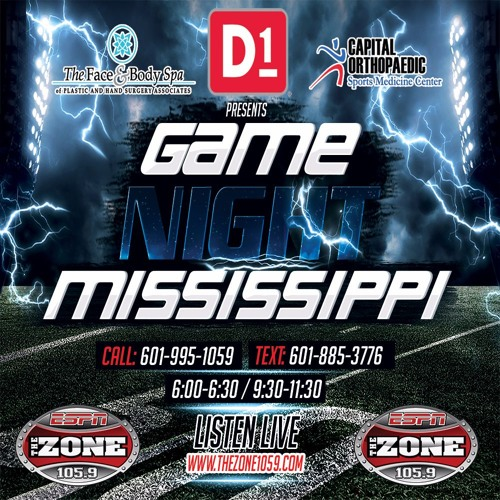 GameNight Mississippi - Week 6 - September 22