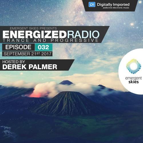 Energized Radio 032 with Derek Palmer