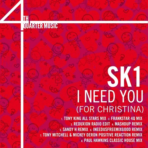 SK1 I Need You (For Christina) Teaser