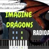 Imagine Dragons - Radioactive Piano Tutorial (Cover + SHEETS) With Lyrics / Synthesia Lesson