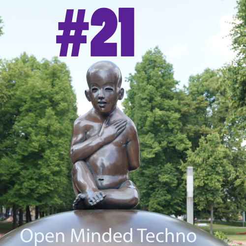 Open Minded Techno #21 23.09.2017