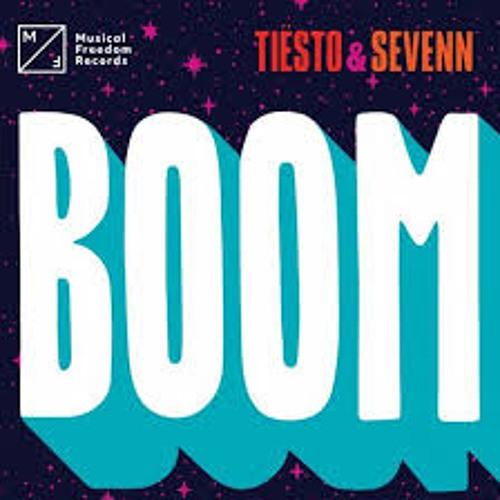 Tiesto & Sevenn X Pitbull - Boom Vs I Know You Want Me (ZHR Mashup) BUY= FREE DOWNLOAD