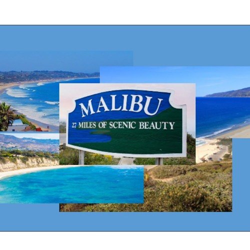 Born and Die in Malibu (new version 29.06.2018)