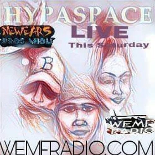 Hypaspace on The NewEARS Prog Show (WERS) 9/24/17