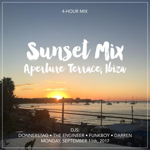Sunset Mix-Aperture Hotel-Ibiza
