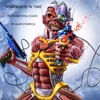 Iron Maiden Caught Somewhere In Time by Abyss Lord