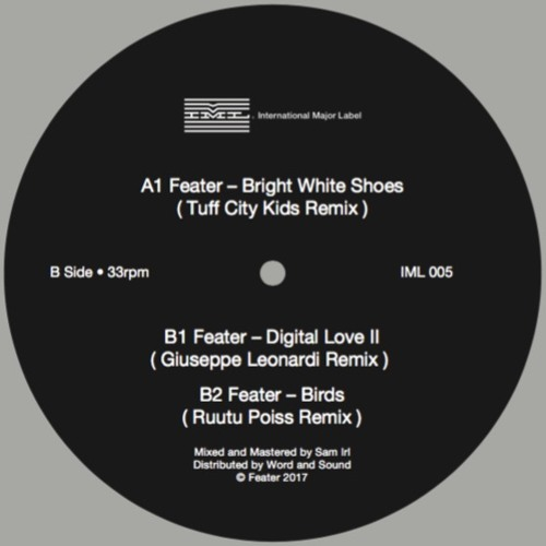 A1 Tuff City Kids _ Remix -  Feater - Bright White Shoes