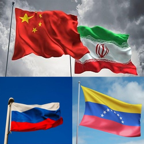Baba Beijing+Big Bear Smack Down Uncle Sam in Iran+Venezuela, China Rising Radio Sinoland 170921
