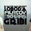 Filatov & Karas - Тает Лёд & Случайная ( Dj David Dan Project Cover Remix )