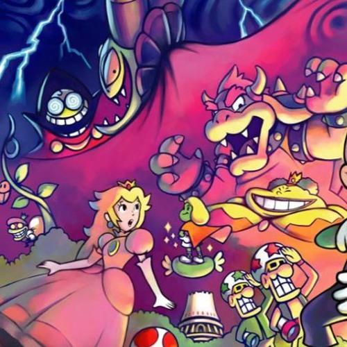 Cackletta Battle Nick Oleksiak Arrangement Mario And Luigi