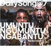 DailySongAt7 - Umuntu Ngumuntu Ngabantu - The Suited DJ