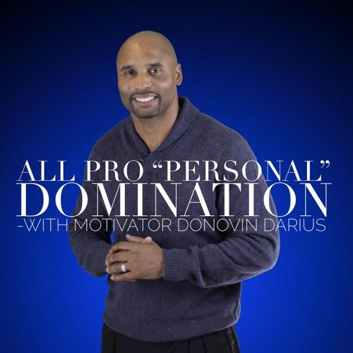 All Pro Personal Development with Donovin Darius