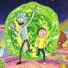 Rick And Morty Theme - Rock