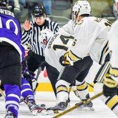Army Hockey Warmup 2017 - 2018 Season