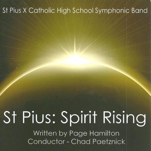 St Pius: Spirit Rising (Live World Premiere Take)