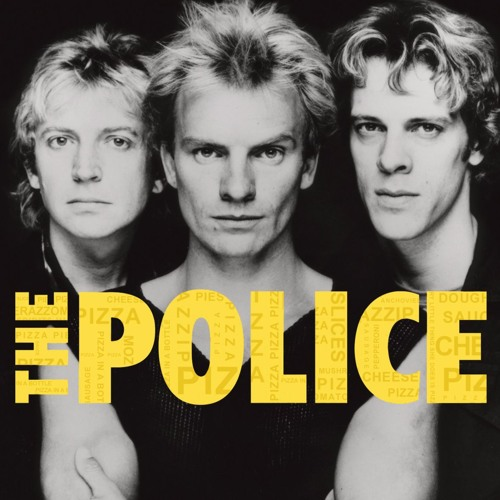 The Police - Pizza In A Bottle