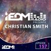 Christian Smith - iEDM Radio 157 2017-09-24 Artwork