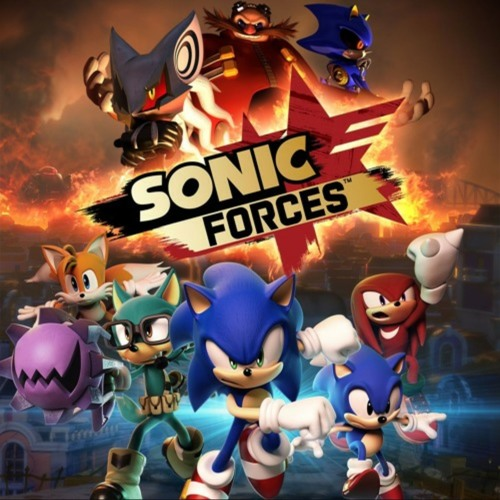 Sunset Heights - Sonic Forces OST