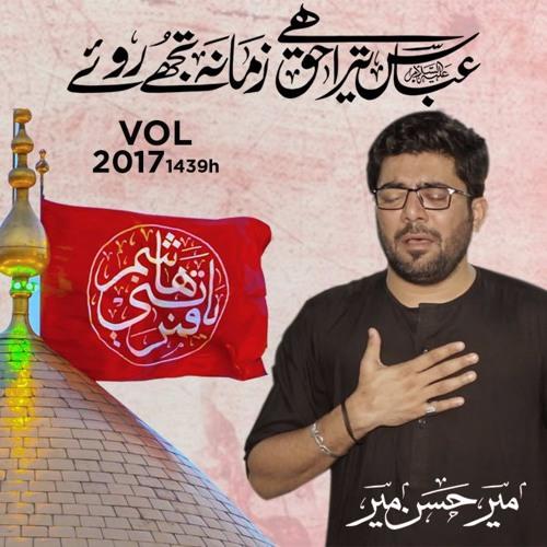 Teeron Kay Musalay Par Wo Sajda e Shukrana   Mir Hasan Mir    New Noha 2017 /1439 [HD]