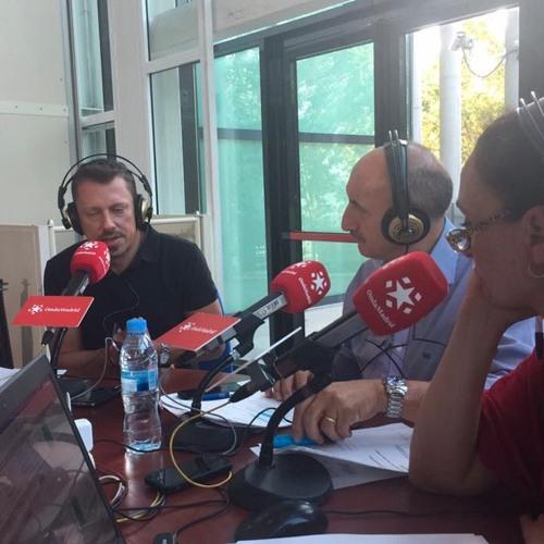 Entrevista Sergio Mejías 'Buenos días Madrid' Onda Madrid
