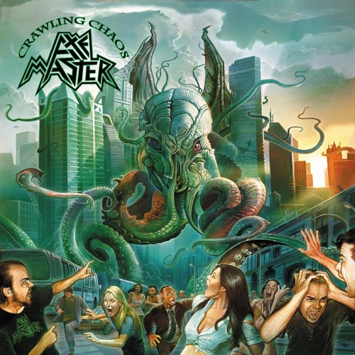 AXEMASTER - 10,000 Pound Hammer (PURE STEEL RECORDS