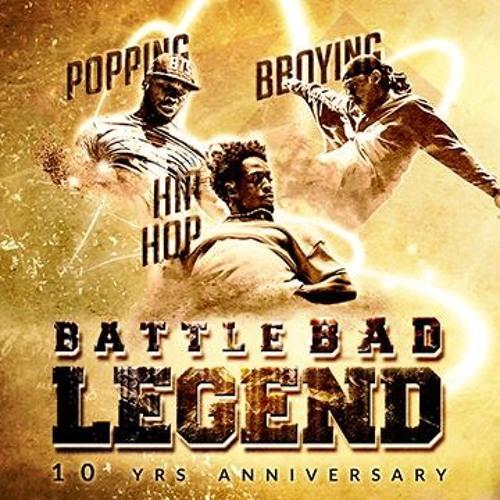 BBOYS - Pride - DjAlPaCh - BattleBad Legend 2K17 World Finals