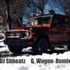 G Wagon - Sidhu Moose wala - Dj Sbbeatz -- Remix(DHOL)