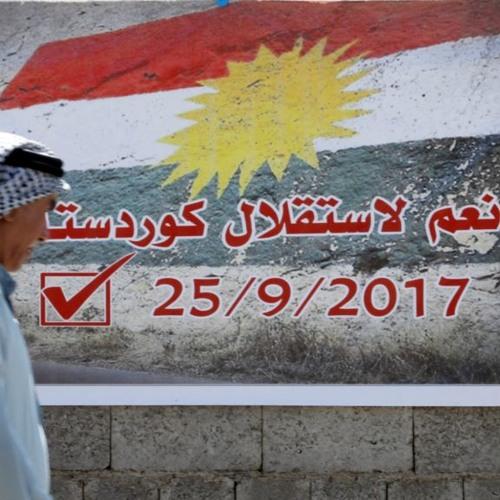 همهپرسی استقلال کردستان عراق و چالشهای پیش رو؛ دیدگاه مهرزاد بروجردی