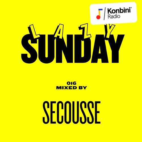 Lazy Sunday Mix 016 - Secousse