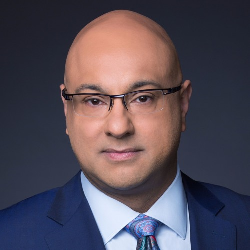 Ali Velshi, MSNBC: Journalism and the Business of Making People Smarter