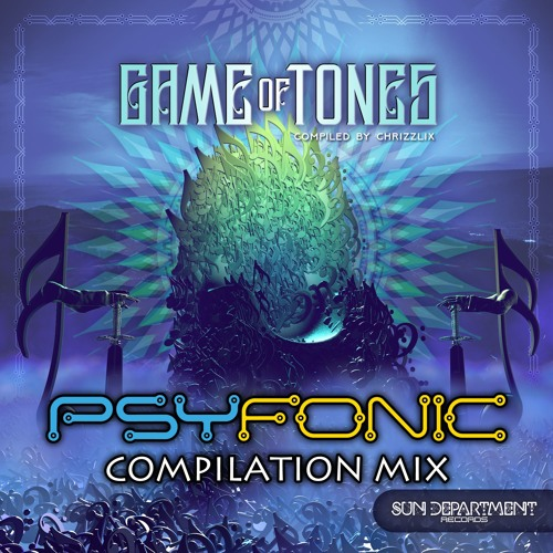 V A  Game of Tones - compilation mix by Psyfonic by Psyfonic