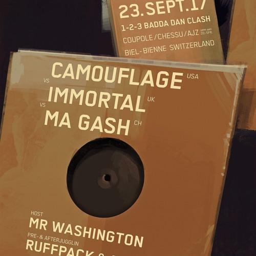 's 1-2-3 Badda dan Clash 2017 Camouflage vs Immortal vs Ma Gash