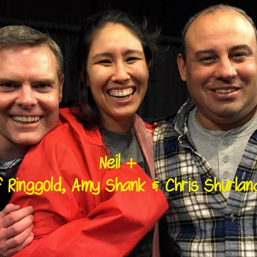 S2E8: Jeff Ringgold, Amy Shank, Chris Shurland