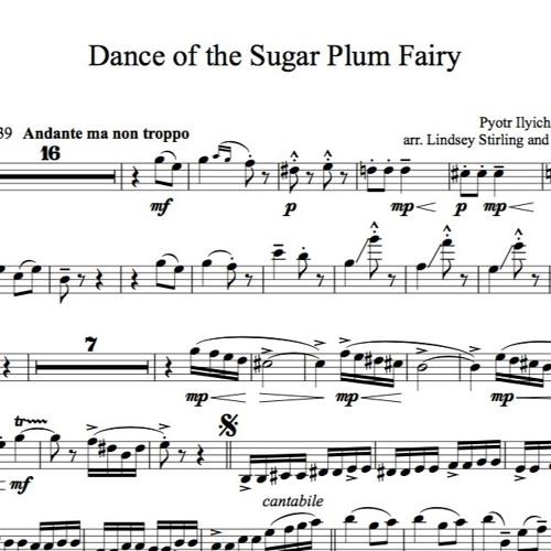 Dance of the Sugar Plum Fairy Karaoke Sample
