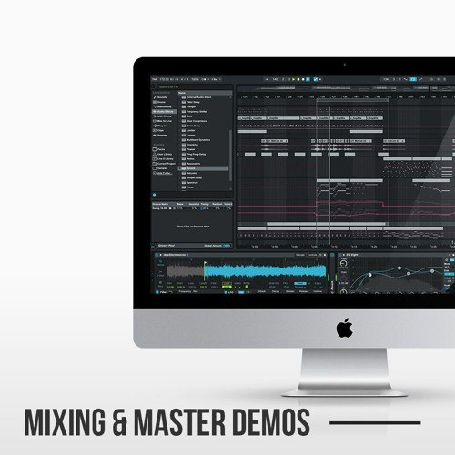 Mix & Master Demos