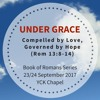 24 Sept 2017, Compelled by love, governed by hope (Rom 13-8-14), Rick Toh