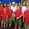 Australian Boys Choir sing the praises of outback education
