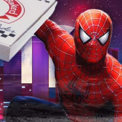 Spiderman 2 Pizza Theme But Itx27s A Synthwave Remix By