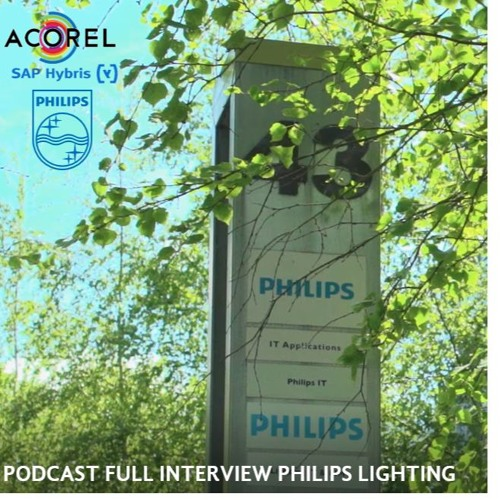 Interview Acorel and Philips Lighting on SAP Hybris Commerce - Mp3
