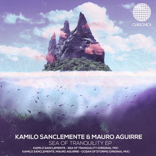Kamilo Sanclemente, Mauro Aguirre - Ocean Of Storms (Original Mix) [Clubsonica Records]