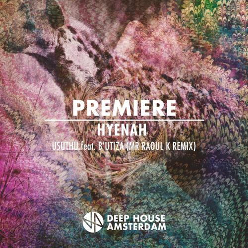 Premiere: Hyenah - Usuthu Feat. B'utiza  (Mr Raoul K Remix)