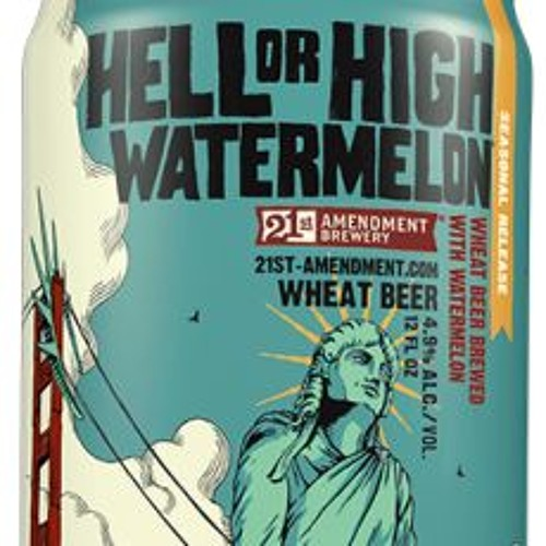 Hell Or High Watermelon Wheat Beer Review