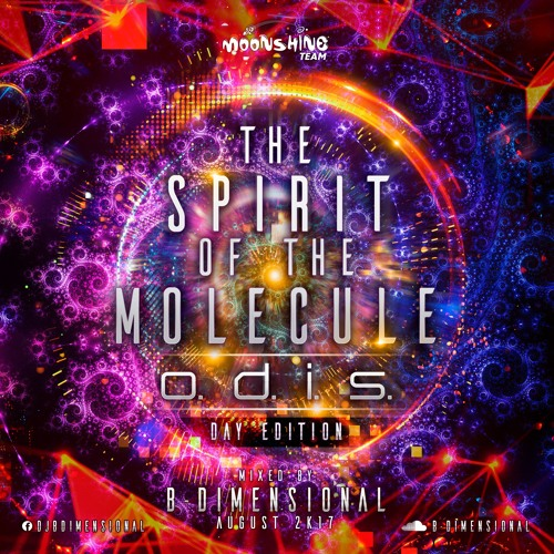 The Spirit Of The Molecule-ODIS (Day Edition)