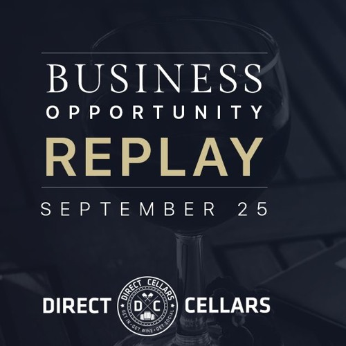 Episode 102 - Monday Night Business Opportunity Sept 25